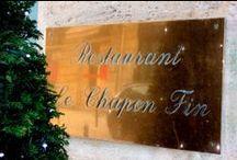Le Chapon Fin / Immersion au coeur des célèbres grottes du restaurant étoilé Le Chapon Fin