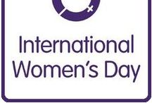 #MyInspiration / The theme of International Women's Day 2014 is 'Inspiring Change'. In celebration of this we want to know what inspires you! Send us your inspiration in any form you can; photographs, art, quotes or videos to @RoutledgeGender using the hashtag #MyInspiration or email us at: Socialmedia.competition@tandf.co.uk to be in with a chance of winning £100/$150, £75/$125 or £50/$100 worth of Routledge books.