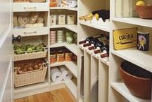 Storage ideas;