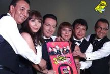 Los Ángeles Azules reciben disco Diamante / La Mejor 1250 am estuvo presente en la entrega de disco diamante para Los Ángeles Azules! ¡Aquí nomás!