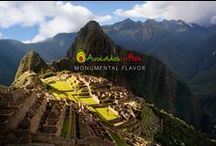 Monumental Flavors / From the cloudy peaks of the mighty Andes to the roaring surf of the Pacific, Peru is a rich blend of the old and the new.