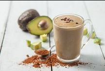 Drink Recipes / Avocados from Peru add a delicious and creamy taste to these drink recipes.