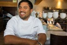 Chef Ricardo Zarate / Chef Ricardo Zarate whipped up some delicious dishes with @Avocados from Peru at the @Food&WineClassicinAspen this summer. Find these recipes and more at http://www.avocadosfromperu.com/more-recipes