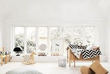 SCANDINAVIAN - ideas / Perfect interiors for some of our posters