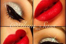 Make-up / Machiaje si îngrijirea tenului