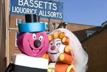 BRAND MASCOTS: FMCG Brands / Brand Mascots manufactured by Rainbow Productions for the FMCG Sector.