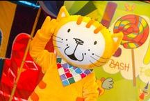 LICENSED CHILDREN'S CHARACTERS: Meet & Greets / Managed Character Appearances, available to book through the UK's official supplier Rainbow Productions.