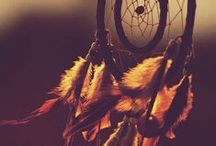 ~Dreamcatcher~ / Make a wish,  Take a chance Make a change..   ~ Dreams are only dreams until you wake up and make them real. ~