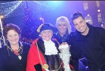 South Shields Christmas light switch on 2014! / Joe Mcelderry came down to South Shields, to help start Christmas 2014 at the light switch on! View our photos from the event here.