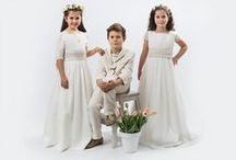 Vestidos y trajes comunión / Vestidos y trajes de comunión confeccionados de forma artesanal para que ese día los pequeños de la casa luzcan como nadie.