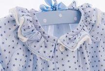 Ropa de bebé / Toda la ropa y complementos que necesitas para la primera puesta de tu bebé (0-24 meses).