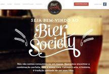 Bier Society - Rede Social / Rede Social dos apaixonados curiosos pela cerveja artesanal.