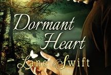 Dormant Heart / Novel inspiration: Josh Thornton stumbles on Callum Black in the woods surrounding Hartley Manor. ETA: Contracted with Dreamspinner Press, to be published Feb 2016.