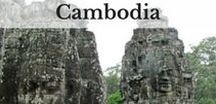 Travel Cambodia / Cambodia Travel Destinations and Tips, Angkor Wat Temples, Siem Reap, Places to Visit, and more!