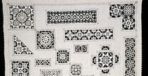 samplers - embroidery, lace .... / embroidery, lace, knitting, crocheting, weaving, textiles