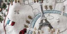 embroidery - needle art