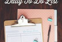 printables | free / Mostly free printables to help keep your kids happy and your home organized.
