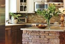 Home: Kitchen and bathroom / Ideas for the kitchen and the bathroom