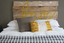 Home: bedrooms / Ideas for the bedrooms in our house: ours and the kids and guest rooms too