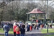 Good Friday in South Tyneside / Good Friday Services took place on Friday 25 March at West Park in South Shields.