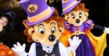 FRANCE – MASCOT COSTUMES / Brand mascots manufactured by Rainbow Productions for clients in France.