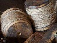 yarn, thread, string, cord ...and ribbon