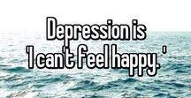 Masennus / What depression and anxiety feels like
