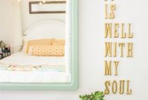 Decorating & Design / Home decorating & design! / by Stacey Howell