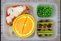 Feeding those picky kids! / A variety of pins for lunch, dinner & snack time. Kid's meals done the right way! / by Stacey Howell