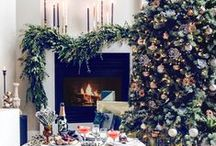 'Tis the Season / Christmas & winter recipes, decorating tips, gift ideas & more! / by Stacey Howell