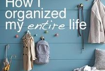 Organization Tips / by Jessica Ramos
