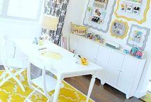 {office space & playroom} / by Krystal Holt