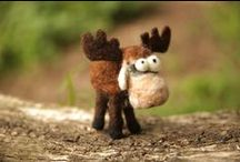 Neato Felting / by The Web-sters