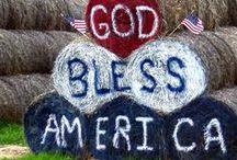! P~ American & Proud / ♥ God Bless America ♥