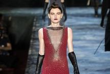 Runway / women's fashion, runway  / by Victoria Shire