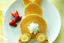 easter food / Sweet and Savory Easter Food and Recipe Ideas