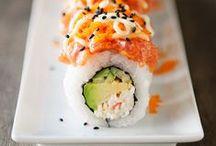 sushi / Sushi and sushi recipes.