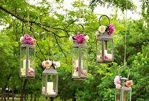 Flores y decoración  / by Maria Monserrat Pinto Carvallo