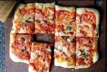 pizza / Pizza and pizza recipes.