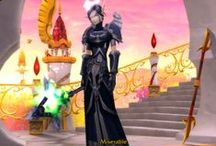 I play games. / Gaming Stuff! (Please don't claim my transmog photos as your own!) / by Stacey Howell