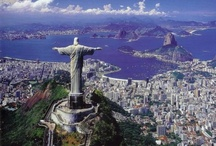 I love Brazil and its music / by Diane Fumat