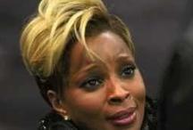 Mary J Blige / by Diane Fumat