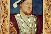 Tudor History / by Holly Quinlan