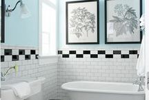 Beautiful Bathrooms / by Stacey Howell