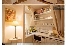 Apartment/Rental Decorating / by Stacey Howell