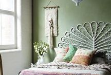 Beautiful Bedrooms / by Stacey Howell