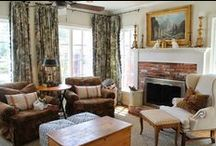 Lovely Living Rooms / by Stacey Howell