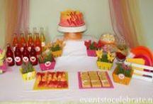 Food Displays & Buffets