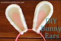 Easter Crafts, Recipes and Decorations