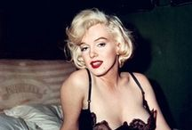 Marilyn Monroe  / by Miss Victoria Anne